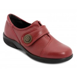 Casual women's shoe for wider feet DB Shoes 79343R 4E