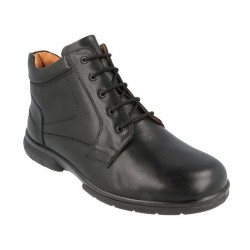 Brede herrestøvletter DB Shoes 80027A 6V