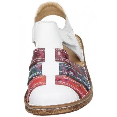 Sieviešu sandales Comfortabel 720109 white