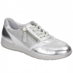Big size leather sneakers for women Comfortabel 950827