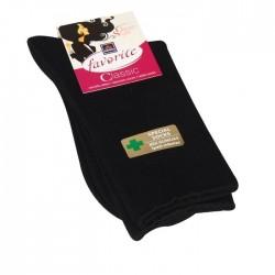 Moteriškos kojinės be gumos 39-42. dydis