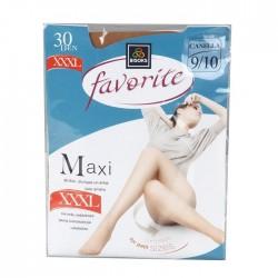 Favorite Maxi XXXL strømpebukse