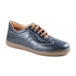 Leather sneakers STORM 7610
