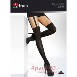 Monique tights DEN 40/20