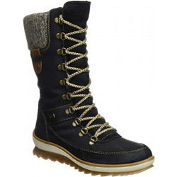 Women's Winter lace up low boots (with zipper) Remonte R4371-02