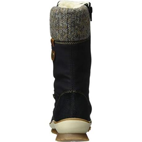 Sieviešu ziemas šņorzābaki (ar rāvējslēdzēju)  Remonte R4371-02