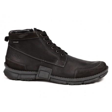 Men's autumn low boots Josef Seibel TopDry Tex 14531