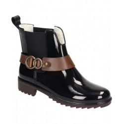Winter Rain Boots Rieker P8161-14