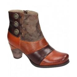Autumn low boots Manitu 961890