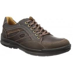 Мужские кожаные кроссовки больших размеров Jomos 419209