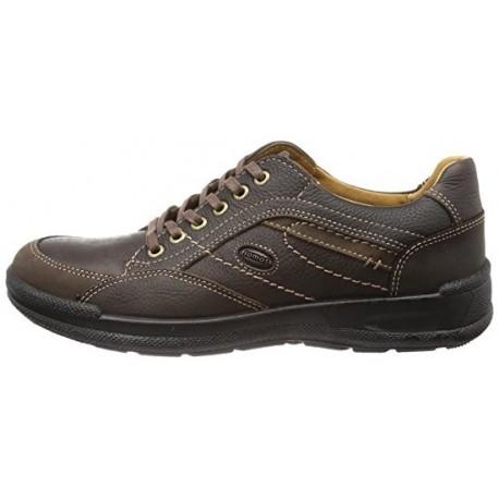 Liela izmēra ādas botas vīriešiem Jomos 419209