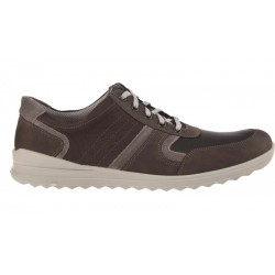 Big size leather sneakers Jomos 319308