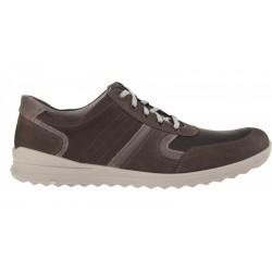 Кожаные кроссовки большого размера Jomos 319308