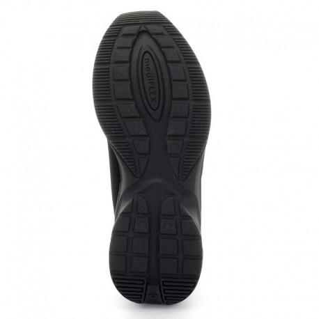 Comfort and health shoes MEDIFLEX Professional-Schwarz