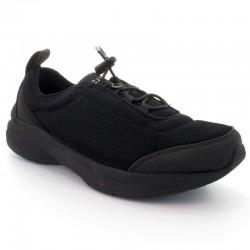 Медицинская, комфортная обувь для мужчин MEDIFLEX Professional-Schwarz