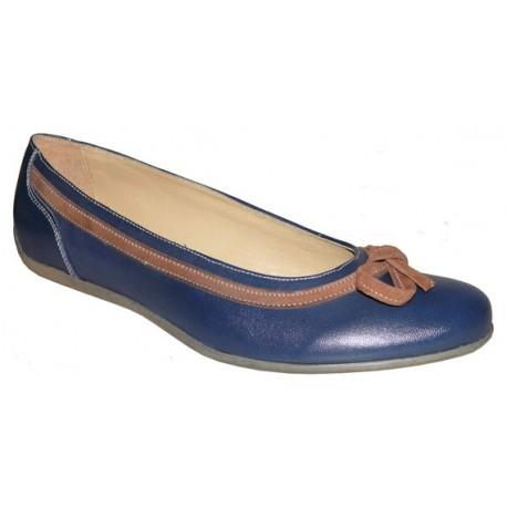 Liela izmēra sieviešu balerīntipa kurpes PS-253