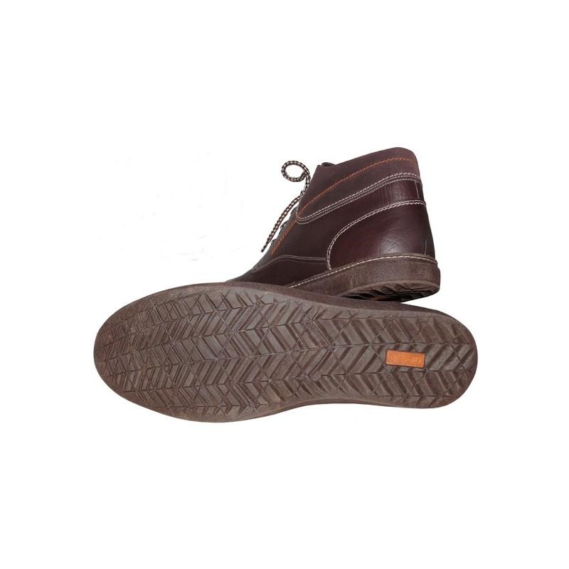 f7145cc0a9d Store vinter herrestøvler PS-291 chocolat - Apavi40plus