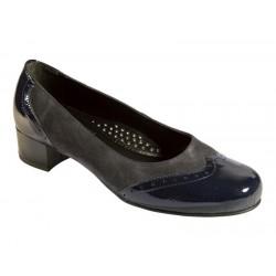 Ļoti platas sieviešu kurpes DB Shoes 54032N 6E
