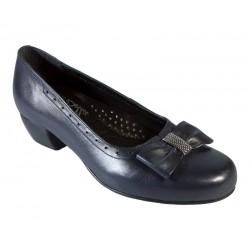 Brede kvinners sko DB Shoes 54035N 6E