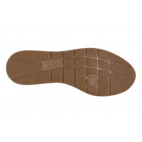 Ādas botas platākai pēdai DB Shoes 78455S 2 V