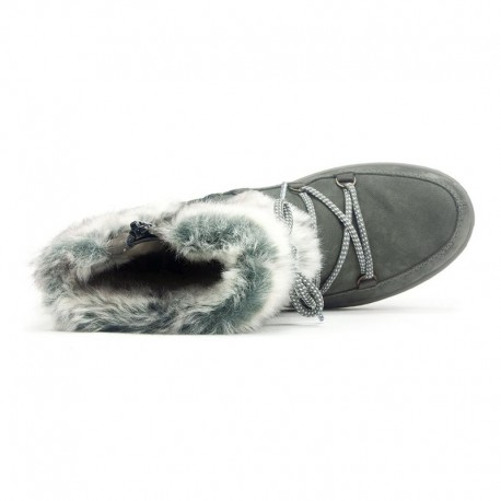 Vinterstøvletter med naturlig saueull Remonte TEX R4381-45