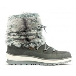 Зимние полусапоги с натуральной шерстью Remonte TEX R4381-45