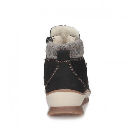 Ziemas puszābaki ar dabīgu aitas vilnu Remonte TEX R4378-02