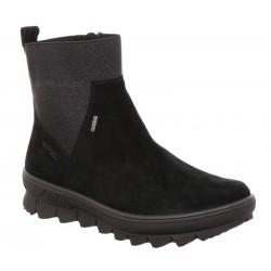 Winter suede low boots GORE-TEX Legero 3-00504-00