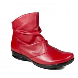 Didelių dydžių raudona rudeniniai aulinukai moterims Bella b 4812.011
