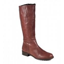 Didelių dydžių moteriški žieminiai ilgaauliai batai Bella b 5926.006