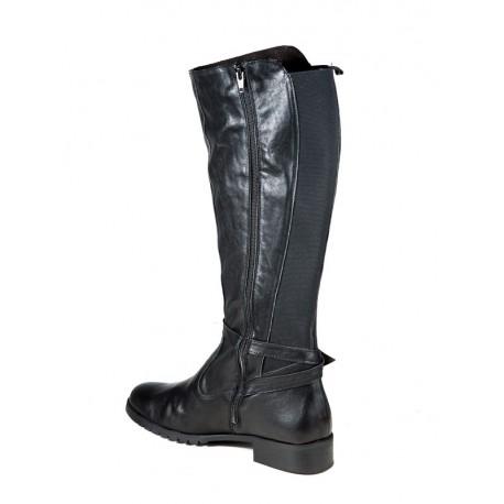 Winter wide calf boots Bella b 5223.003