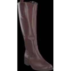 Didelių dydžių rudos spalvos moteriški ilgaauliai Gabor 91.649.22