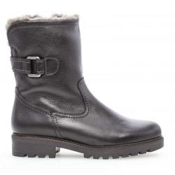 Winter half boots with genuine sheepskin Gabor 91.813.97