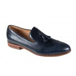Didelių dydžių vyriški mėlyni batai  Jandre 2554-A218 navy
