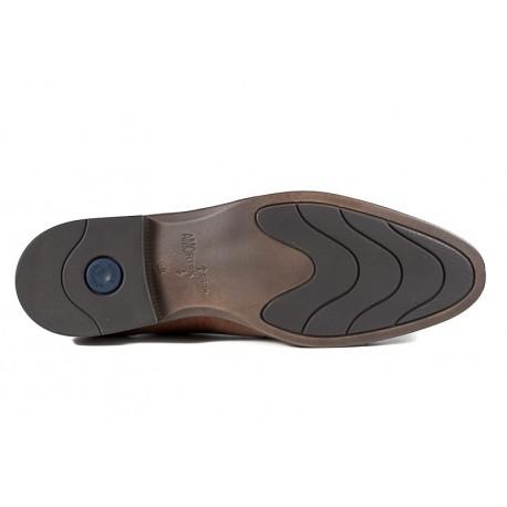 Brūnas liela izmēra vīriešu kurpes Jandre 1998