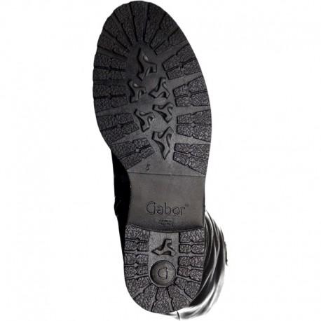 Women's winter boots with genuine sheepskin Gabor 96.097.90