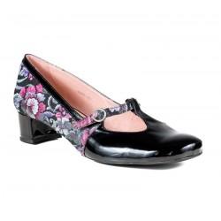 Store størrelser kvinners sko, medium hæl XAIRA XA0265