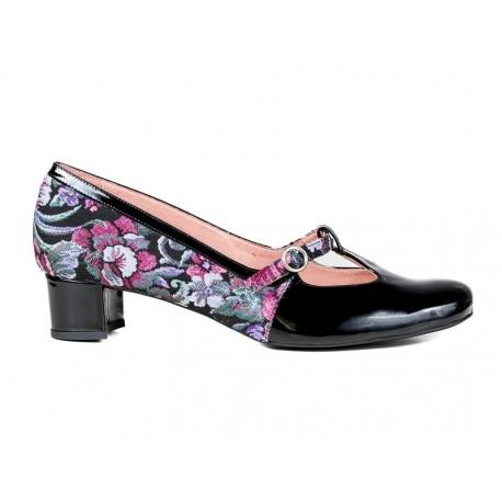 Liela izmēra sieviešu kurpes uz vidēja papēža XAIRA XA0265