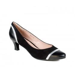 Big size women's shoes kitten heel XAIRA XA0018