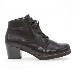 Winter low boots with genuine sheepskin Gabor 6.660.90