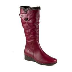 Winter wide calf boots PieSanto 185980
