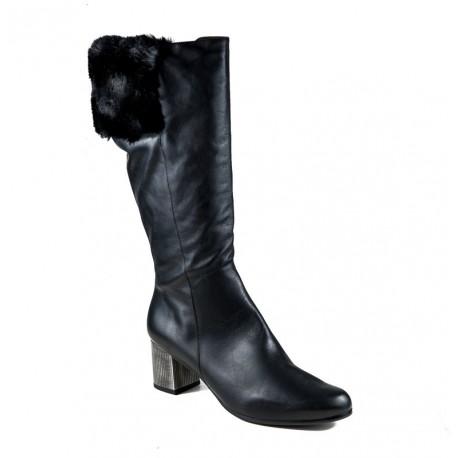 Women's autumn big size wide calf boots PieSanto 185396