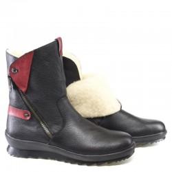 Žieminiai aulinukai - natūralios vilnos Remonte R4377-01