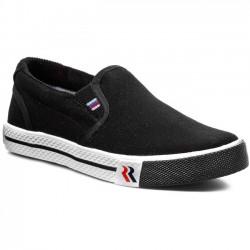 Casual shoe / Plimsolls 20002 schwarz