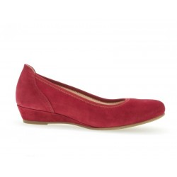 Women's red shoes Gabor 22.690.48