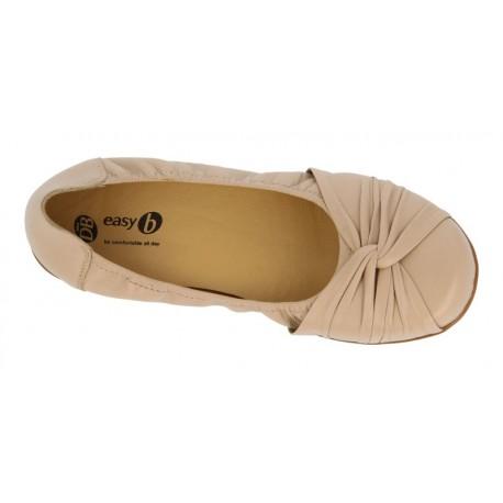 Ļoti platas sieviešu baletkurpes DB Shoes 70624H 6V