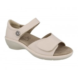 Wide fit sandals for women DB Shoes 78672H 2V