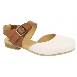 Wide fit slingback DB Shoes 78702W 4E