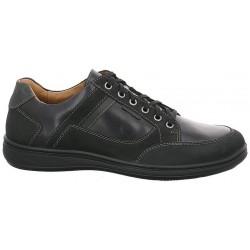 Мужские кожаные кроссовки больших размеров Jomos 463207