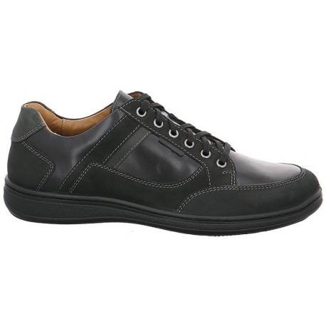 Liela izmēra ādas botas vīriešiem Jomos 463207